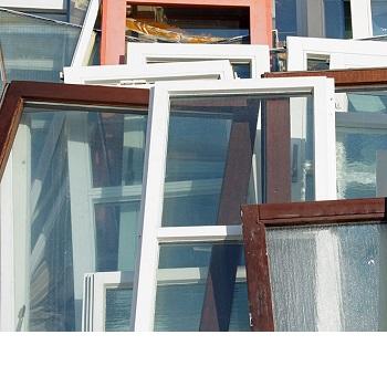 Häuser aus recyceltem Material